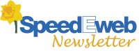 SpeedEweb newsletter logo